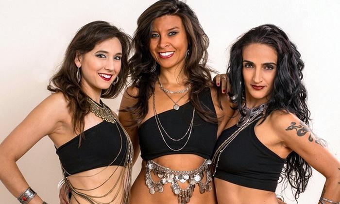 Morocco's Restaurant - Old Mountain View: RaksArabi Belly Dance Cabaret Show