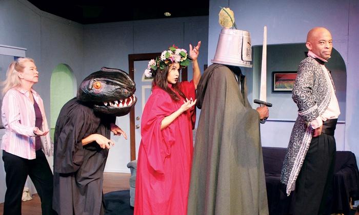 Detroit Repertory Theatre  - Detroit Repertory Theatre: Herb The Green Knight at Detroit Repertory Theatre