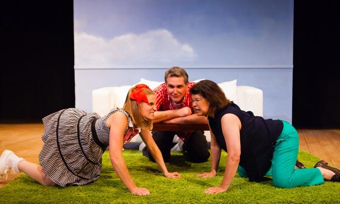New Village Arts Theatre - Carlsbad: Sylvia at New Village Arts Theatre