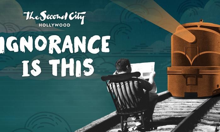 Ignorance Is THIS! at Second City Studio Theatre