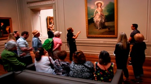 Private Tour of National Gallery of Art at National Gallery of Art, plus Up to 6.0% Cash Back from Ebates.