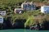 Doc Martin & the North coast of Cornwall