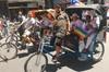 Manhattan Pedicab Tours with New York Pedicab Services