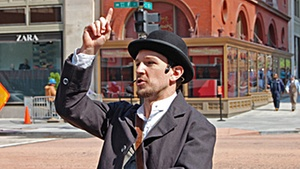 McDevitt History on Foot Walking Tour: Lincoln Assassination at Ford's Theatre, plus 6.0% Cash Back from Ebates.