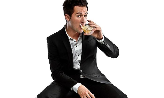 Palm Beach Improv - Cityplace: Comedian-Magician Justin Willman at Palm Beach Improv