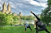 Central Park Walking Tour with Yoga