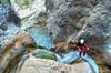Barranquismo en Andalucía: Cañón de Río Verde