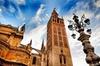 Recorrido de un día completo por Sevilla con el Alcázar y la catedr...