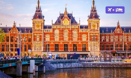 ✈ PAYS-BAS | Amsterdam - Apollo Museumhotel Amsterdam City Centre 3* - Centre ville