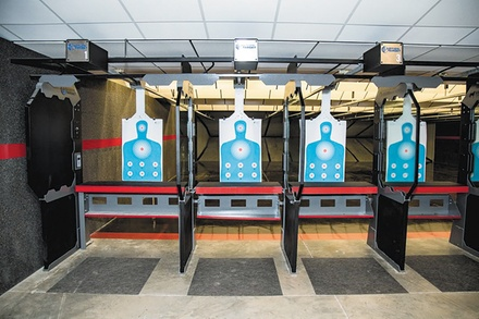 $19.50 For One Hour Shooting Range Pass For 2 (Reg. $39.00)
