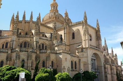 Tour privado: Segovia Excursión de un día desde Madrid en tren de alta velocidad