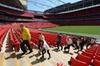 Visit Wembley Stadium & See 30+ London Top Sights Walking Tour
