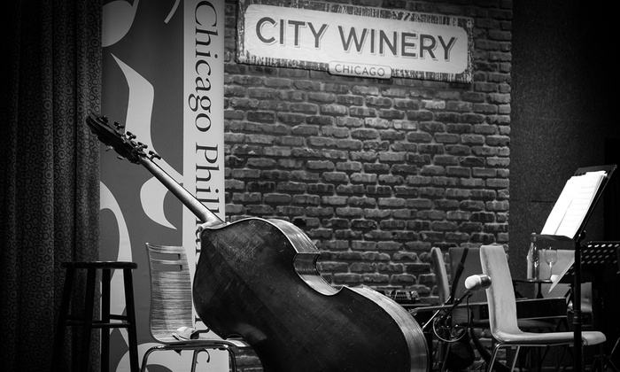 City Winery Chicago - City Winery: Don't Mean a Thing: Timeless Tunes From the Giants of Jazz at City Winery Chicago