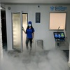 $60 For 3-Pack Whole Body Cryotherapy Session & Localized Therapy S...