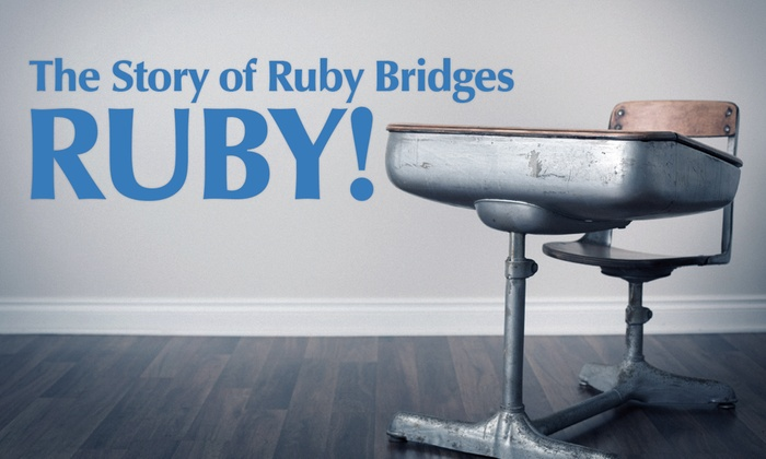 SteppingStone Theatre - Summit - University: Ruby! The Story of Ruby Bridges at SteppingStone Theatre