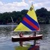 Snark Dinghy Sailboat Rental on Lake Travis in Austin