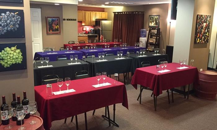 Washington Wine Academy Education Center - Washington Wine Academy: One-Hour Wine School at the Washington Wine Academy at Washington Wine Academy Education Center