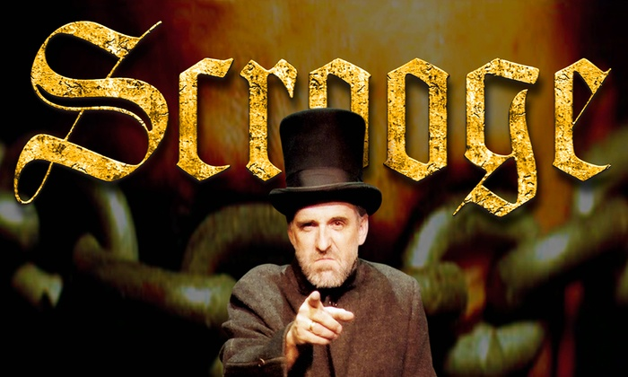 Scrooge: Bah Humbug! at Jesters Dinner Theatre