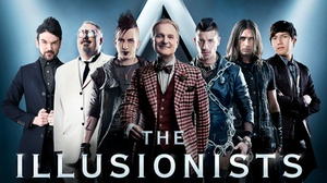 """Bass Concert Hall: """"The Illusionists"""""""