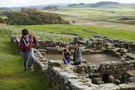 Housesteads Roman Fort Hadrian's Wall