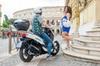 Noleggio di scooter a Roma con chilometraggio illimitato per 48 ore