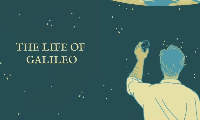Greenhouse Theater Center - Greenhouse Theater Center: The Life of Galileo at Greenhouse Theater Center