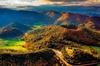 Senderismo por el Parque natural de la zona volcánica de La Garrotx...