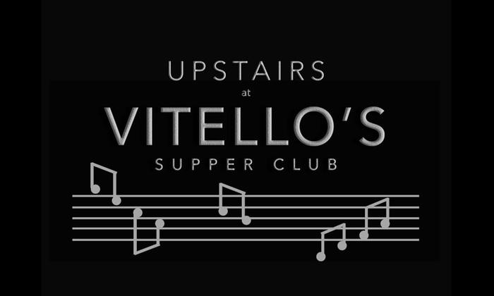 Upstairs at Vitello's