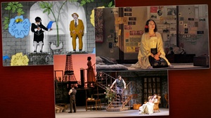 Dorothy Chandler Pavilion: LA Opera 3-Show Package: The Magic Flute, Madame Butterfly & La Boheme at Dorothy Chandler Pavilion
