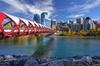 Calgary YYC Airport to Downtown Calgary Hotels
