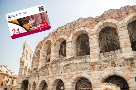Pass Verona Card di 24 ore