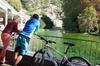 Visite privée guidée en vélo autour de L'Isle-sur-la-Sorgue au dépa...