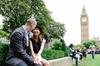 Styled Photoshoot at Big Ben and Westminster in London