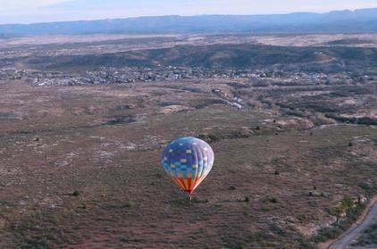 Verde Valley Hot Air Balloon Ride 383b3c87-0270-436d-8862-e2949affea3d