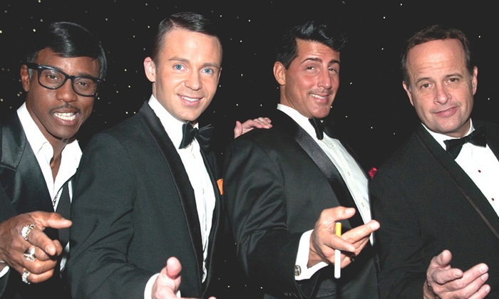 Jones Hall for the Performing Arts - Downtown Houston: The Rat Pack Is Back at Jones Hall for the Performing Arts