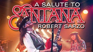 Huntington Beach Central Library Theatre and Cultural Center: Rock'n Blues Concert Series: Salute to Santana With Robert Sarzo - Saturday August 27, 2016 / 7:00pm