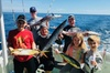 Drift Fishing Trip off the Coast of Fort Lauderdale