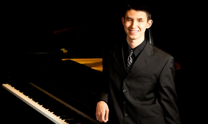 Wallis Annenberg Center for the Performing Arts - Beverly Hills: Pianist Justin Kauflin at Wallis Annenberg Center for the Performing Arts