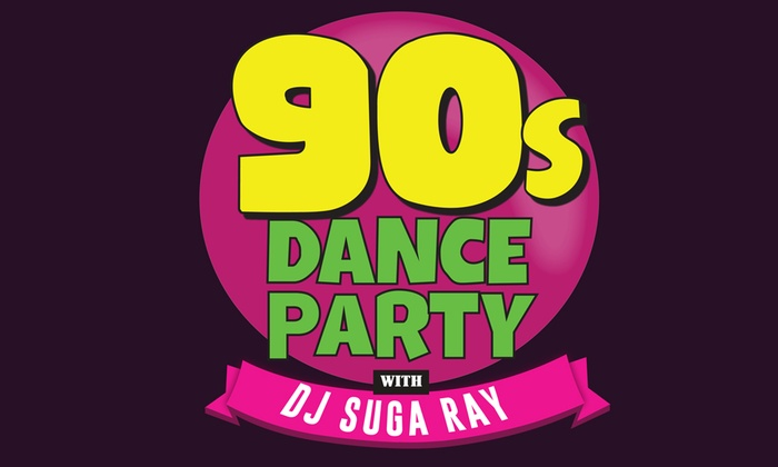 The State Theatre - Falls Church: TGI90s Dance Party - Friday March 17, 2017 / 8:00pm