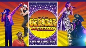 "Infinite Energy Center - Theater: ""Decades Rewind"""