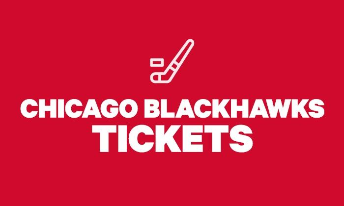 new concept 601f6 3f22e Chicago Blackhawks Tickets