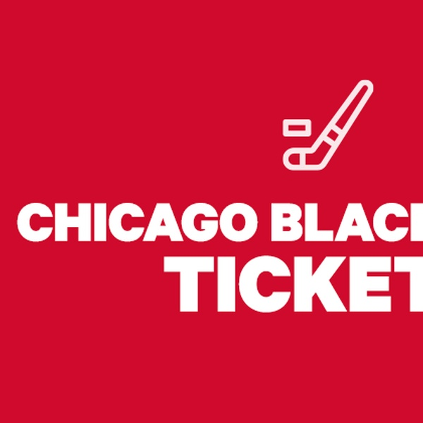 new concept 58947 9adcf Chicago Blackhawks Tickets