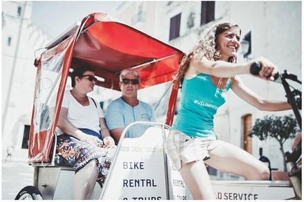 Deal Esperienze Groupon.it Tour di Bari in risciò