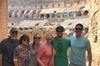Tour privato saltafila del Colosseo, del Foro Romano, del colle Pal...