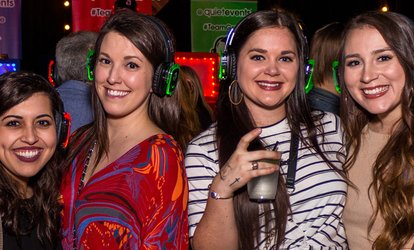 image for Garden State Public Market Silent Disco - Saturday, Jun 16, 2018 / 8:00pm–12:00am