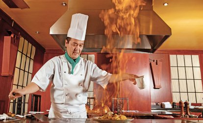 image for $10 For $20 Worth Of Hibachi Cuisine