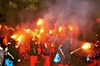 Viva Cataluña: Fiesta del Correfoc (correr detrás del fuego) desde ...