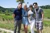 Gran tour del vino nella regione della Val d'Orcia (Toscana) con Br...