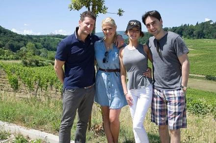 Coupon Birrerie & Cantine Groupon.it Gran tour del vino nella regione della Val d'Orcia (Toscana) con Brunello e Rosso di Montalcino