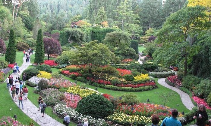 discount coupon butchart gardens